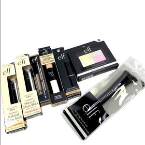 Elf 6 pc glowing skin makeup collection New in Box